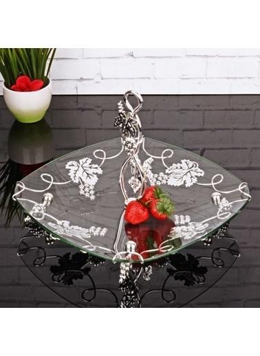 Kosova Kulplu Kare Meyvelik Gümüş Gümüş